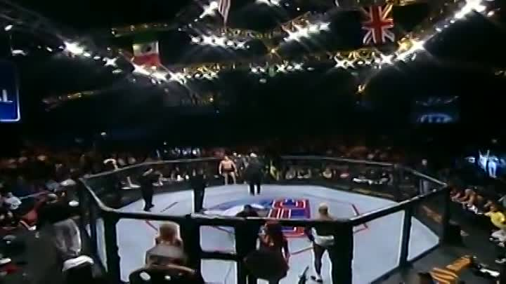 Randy Couture vs Kevin Randleman