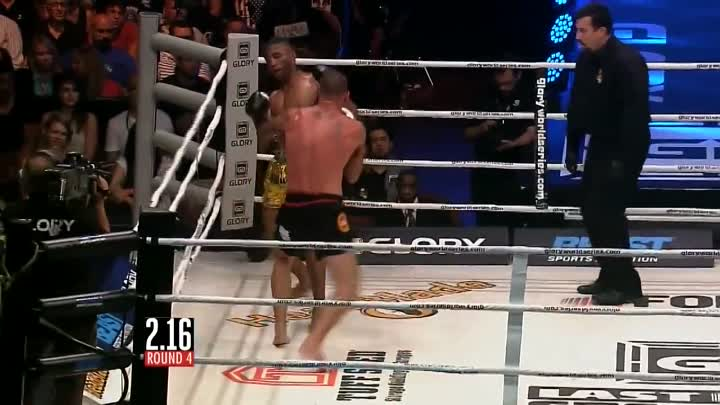 GLORY Presents Top 20 Knockouts, Part 3 of 4