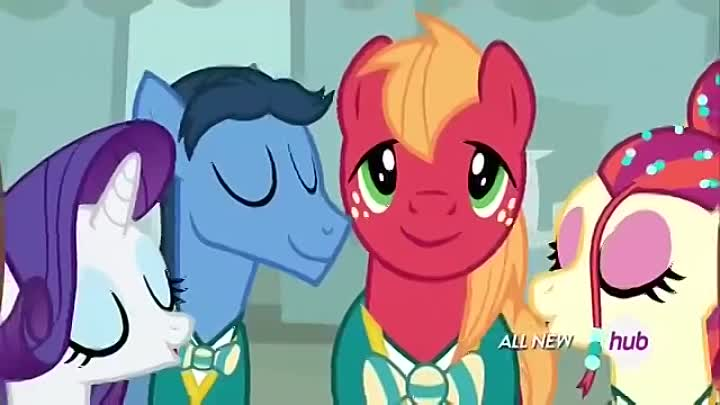 Видео: My Little Pony Friendship is Magic - Find the Music in You w-Reprise [HD].mp4