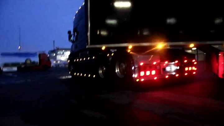 Scania T Longline V8 Transports Philippe Maurin (Routiers-de-chato-44.sky')