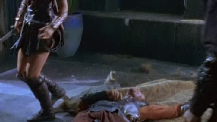 Видео: Xena.Warrior.Princess.s01e12.Beware.Greeks.Bearing.Gifts