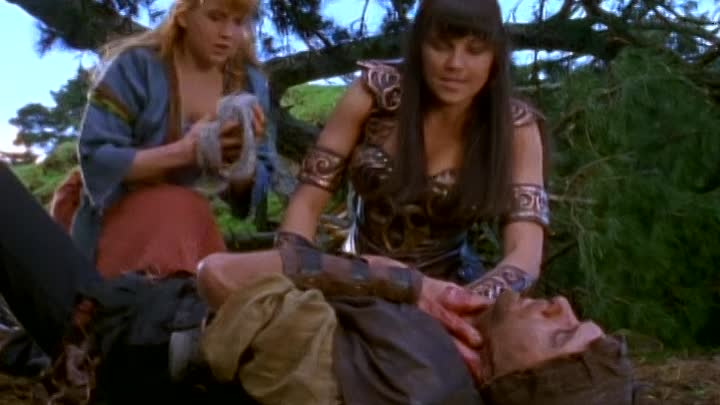Видео: Xena.Warrior.Princess.s01e08.Prometheus