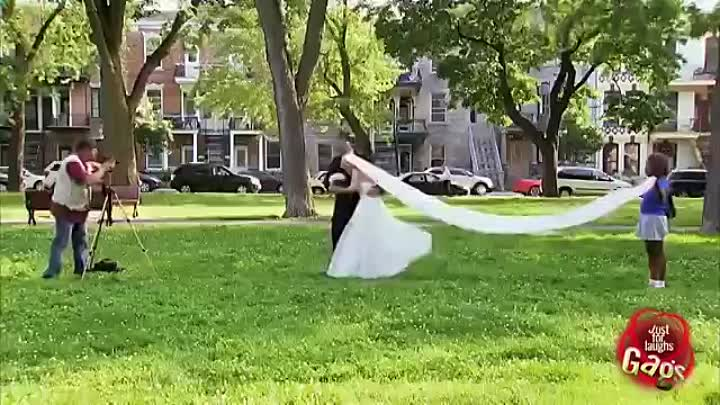 Видео: Best Of Just For Laughs Gags - Best Wedding Pranks