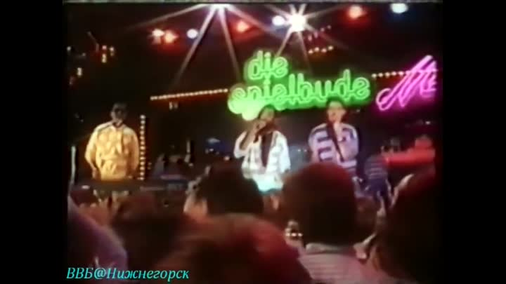 "Видео: BAD BOYS BLUE - I Wanna Hear Your Heartbeat (Live at ""Die Spielbude"", Germany, 1986)"