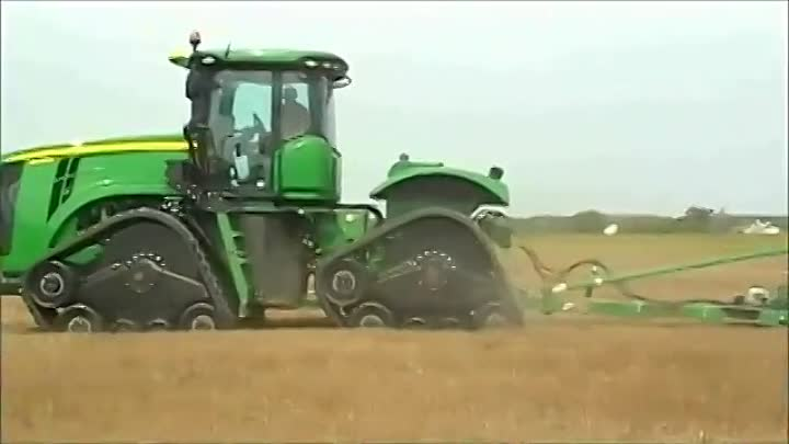 JD9460R w ATI HIM Tracks