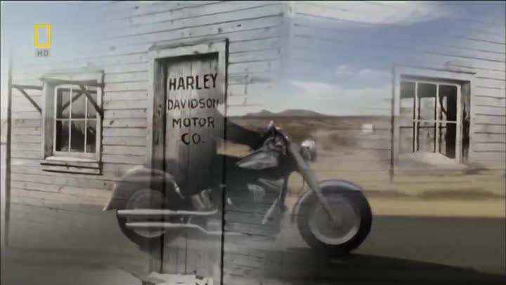 Видео: Мегазаводы- Харлей-Дэвидсон _ Harley-Davidson (2006) - National Geographic- Мегазаводы - Наука и Техника - Каталог Релизов - Иллюзорный Мир Кирдыка - Онлайн Видеотека