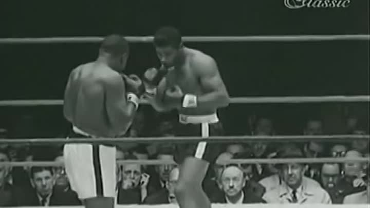 Sonny Liston vs Floyd Patterson 1 [1962-09-25]