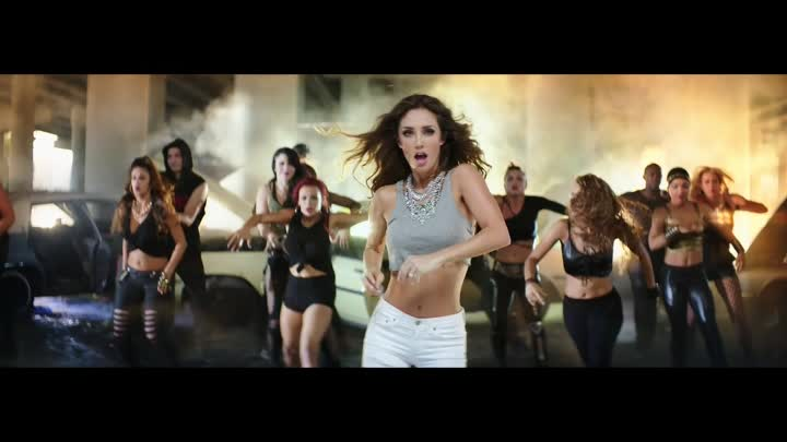 Anahi feat. Wisin - Rumba - 2015 - Official Video - Full HD 1080p - группа Танцевальная Тусовка HD / Dance Party HD