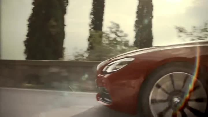 Видео: The new BMW 6 Series. Official launchfilm.