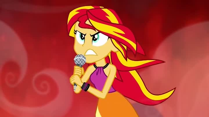 [RUS SONG] Equestria Girls- Rainbow Rocks - 'Welcome to the Show' (Озвучка от GALA Voices)