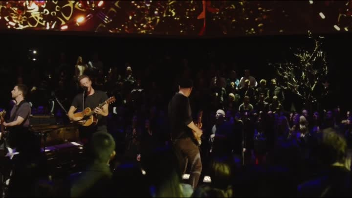 Coldplay - Ghost Stories Live 2014 (1080 кроп)