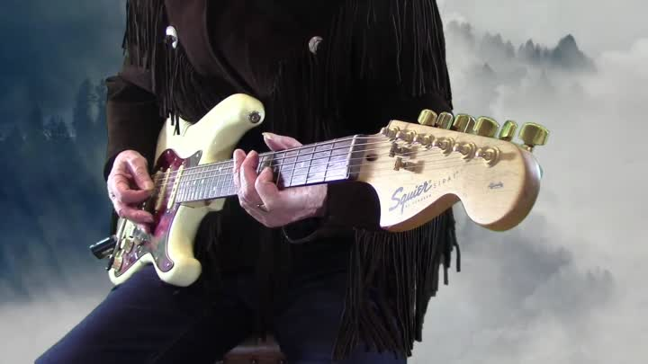 Видео: Last of the Mohicans (Guitar instrumental) HD video