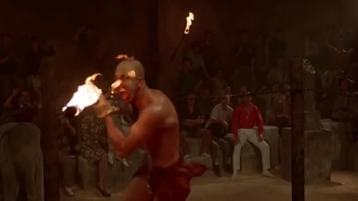 Видео: Kickboxer - The Eagle Lands - Jean-Claude Van Damme