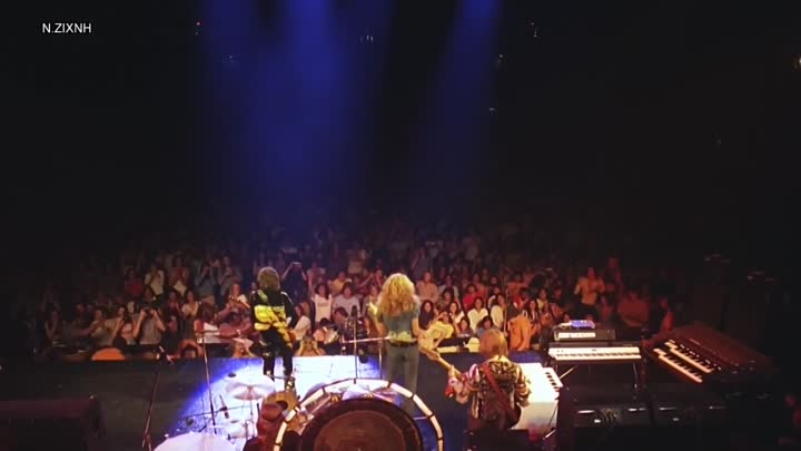 Led Zeppelin - Rock And Roll Live 1973 [1080p]