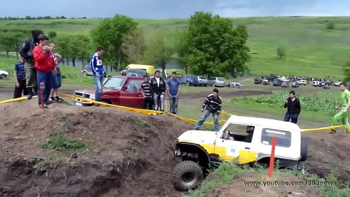 4x4 Off-road Trial Extreme