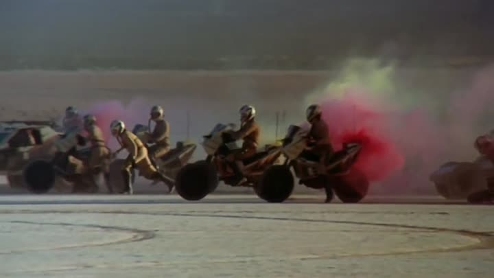 Видео: Мегасила / Megaforce (1982) 720HD