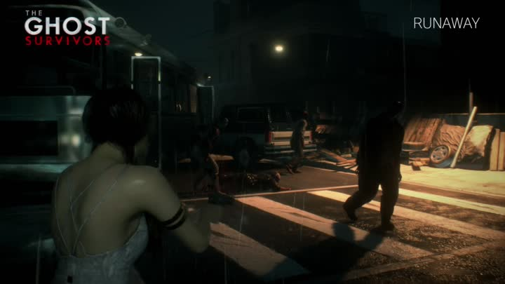 Видео: Resident Evil 2 - The Ghost Survivors Launch Trailer