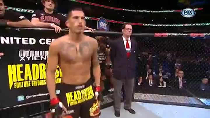 Anthony Pettis vs Donald Cerrone