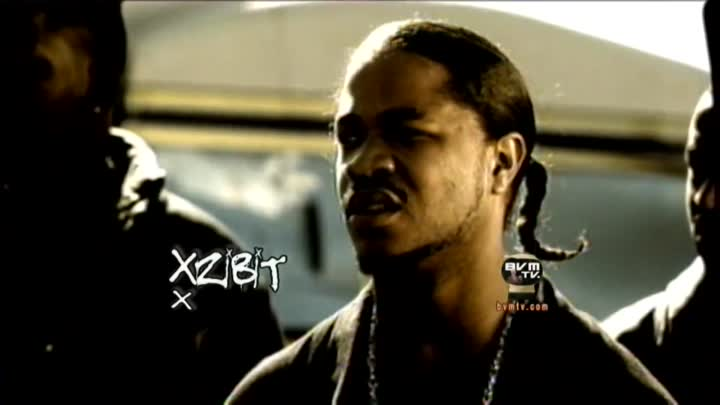 Xzibit Feat. Dr. Dre & Snoop Dogg - X (HD 1080p)