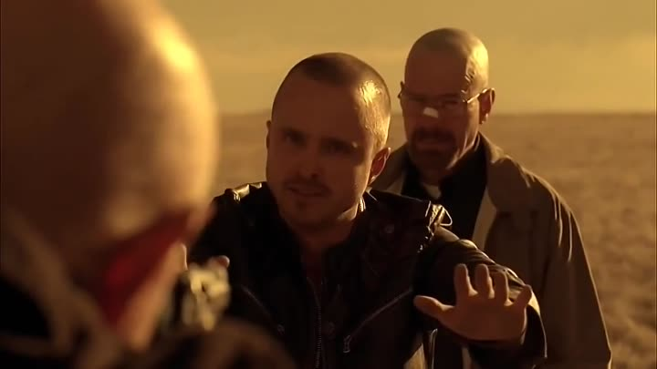 (Breaking Bad) Jesse Pinkman -- Learning Self-Acceptance