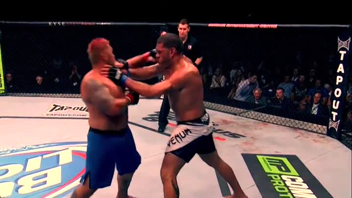 Mark Hunt vs Antonio Silva - Greatest Heavyweight Fight of All Time? HD