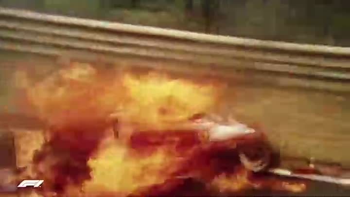Видео: Top 10 Injury Comebacks in F1