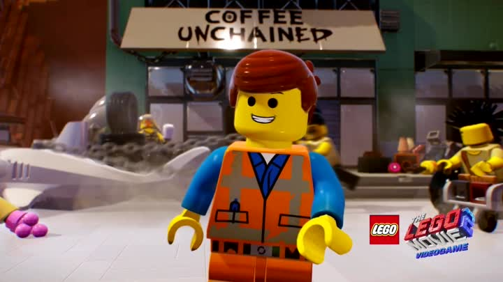 Видео: Official LEGO® Movie 2 Videogame Teaser Trailer