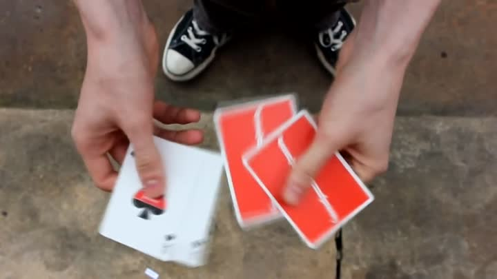 Видео: Construction - Cardistry & Magic feat Andrew Speirs