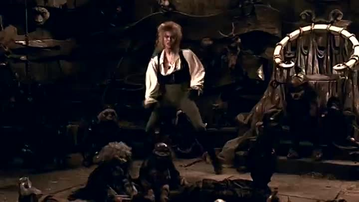 Labyrinth - Magic Dance (HD 720p) by David Bowie - 360P