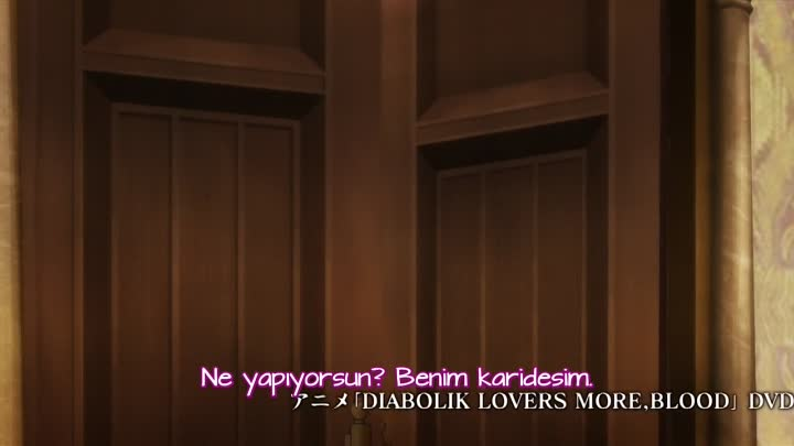 [PuzzleSubs] Diabolik Lovers More, Blood - 03 [720P]
