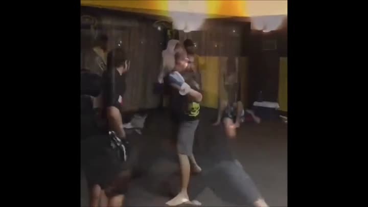★ Khabib Nurmagomedov's MMA debut and training videos ★