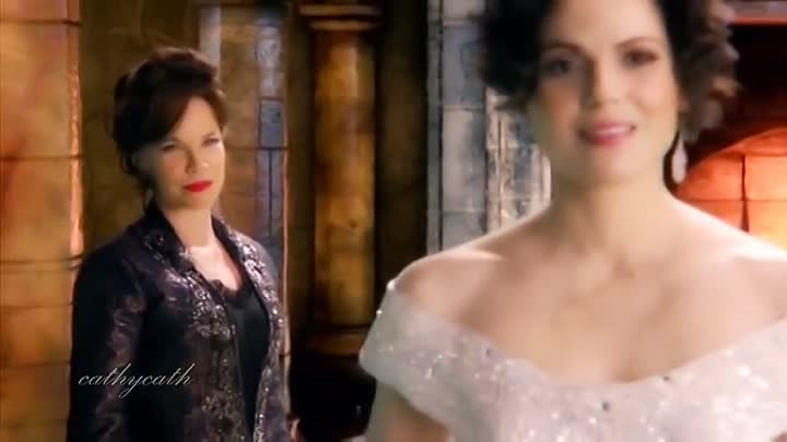 Cora & regina mills -- mother, don't leave me please.