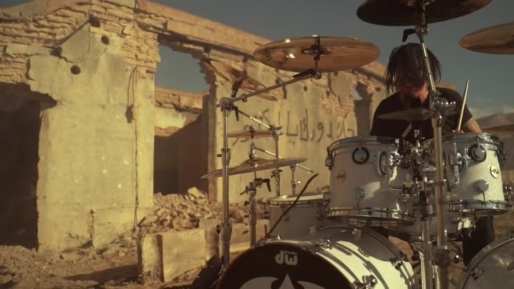 Видео: QUEENSRYCHE – Blood Of The Levant (Official Video)