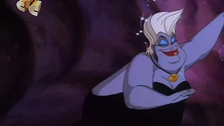 Видео: S02.e07. Русалочка (сериал) / The Little Mermaid [1992 – 1994]