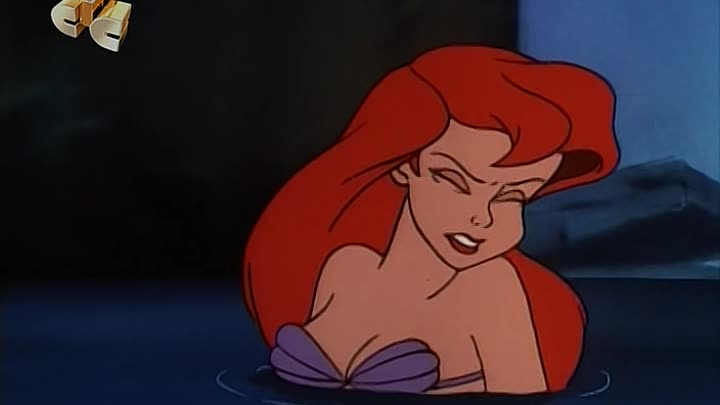 Видео: S03.e03. Русалочка (сериал) / The Little Mermaid [1992 – 1994]