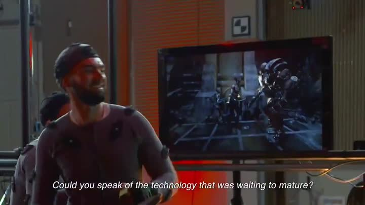 Видео: We're taking you behind-the-scenes at @weta_digital to see the tech used in the making of @AlitaMovie and to meet filmmakers Robert @Rodriguez J