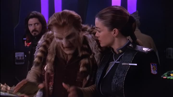 Видео: Вавилон-5.Сезон 3/Babylon 5.Season 3(17)War Without End, part two(Война без конца, часть 2)