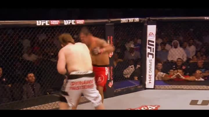 MMA Finishes _ HL