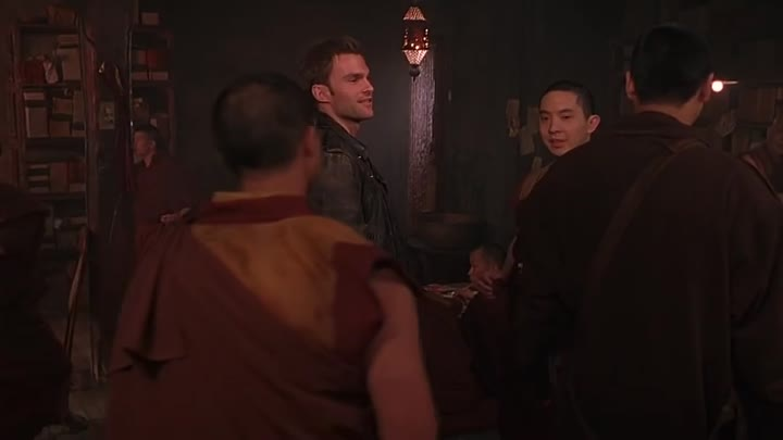 Видео: Пуленепробиваемый монах (Bulletproof Monk) 2003.