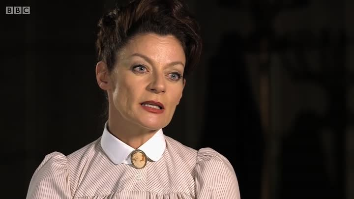 Видео: Missy and The Doctor - Doctor Who Extra_ Series 2 Episode 1 (2015) - BBC