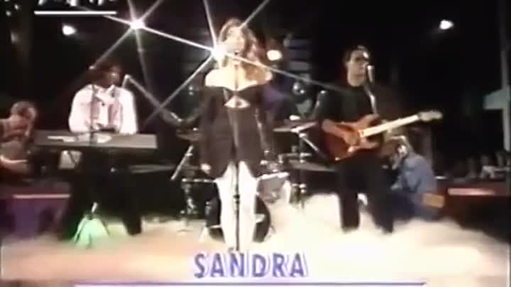 SANDRA - When The Rain Doesn 't Come (MDR Topp 1992)
