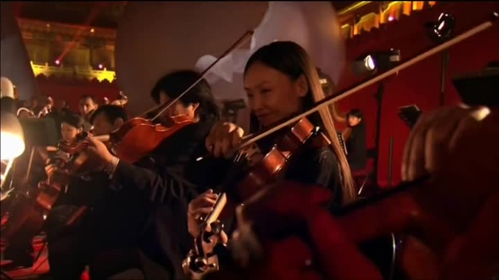Souvenir of China - Forbidden City (HD) - Jean Michel Jarre