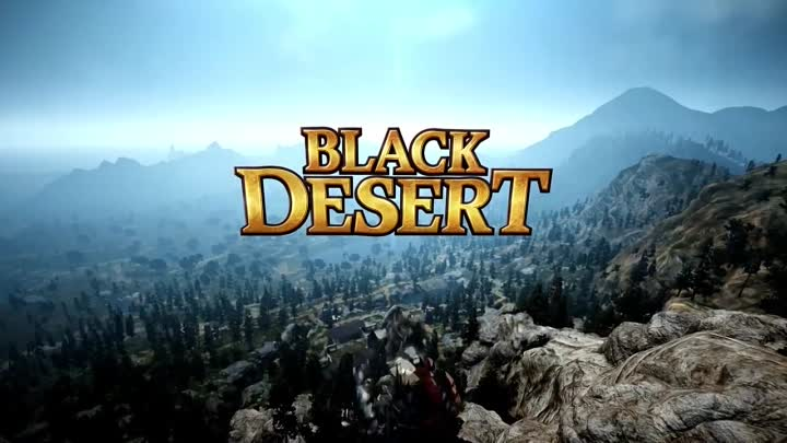 Black Desert - Official Gameplay Trailer