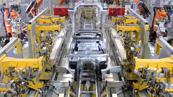 BMW 7 Series Production