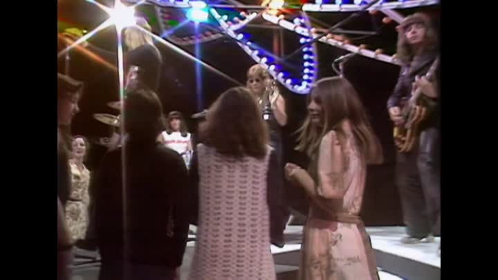 """Видео: Sweet - Action - Top Of The Pops 24.07.1975 -(musik.klub ROK- ДЖУНГЛИ!!! -""""(official)"""""""