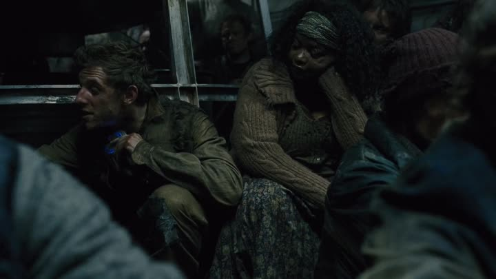 Snowpiercer (2013) 720p Blu-Ray x264 [Dual-Audio] [English 5.1 + Hindi 2.0] [PKG]