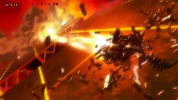 Видео: Amv Black Rock Shooter - Impossible