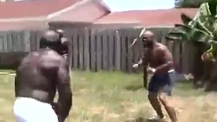 Street Fights - Black VS Black