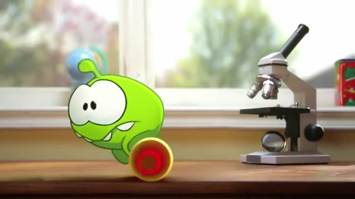 Видео: Om Nom Stories- Arts and Crafts (Episode 7, Cut the Rope)
