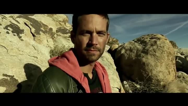 Paul Walker tribute - Hall of Fame